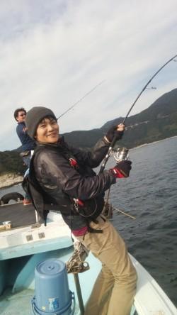 HAYABUSA 釣果