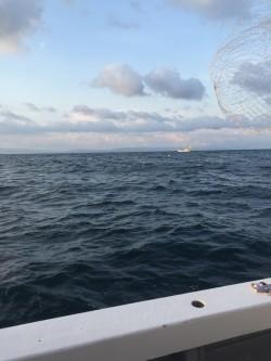 輪島沖ジギング