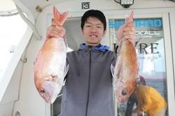松本釣船2 釣果
