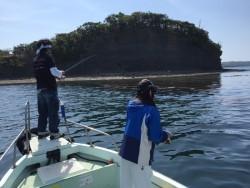 NEW KUROIWA 釣果