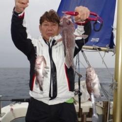 ハピネスⅡ 釣果